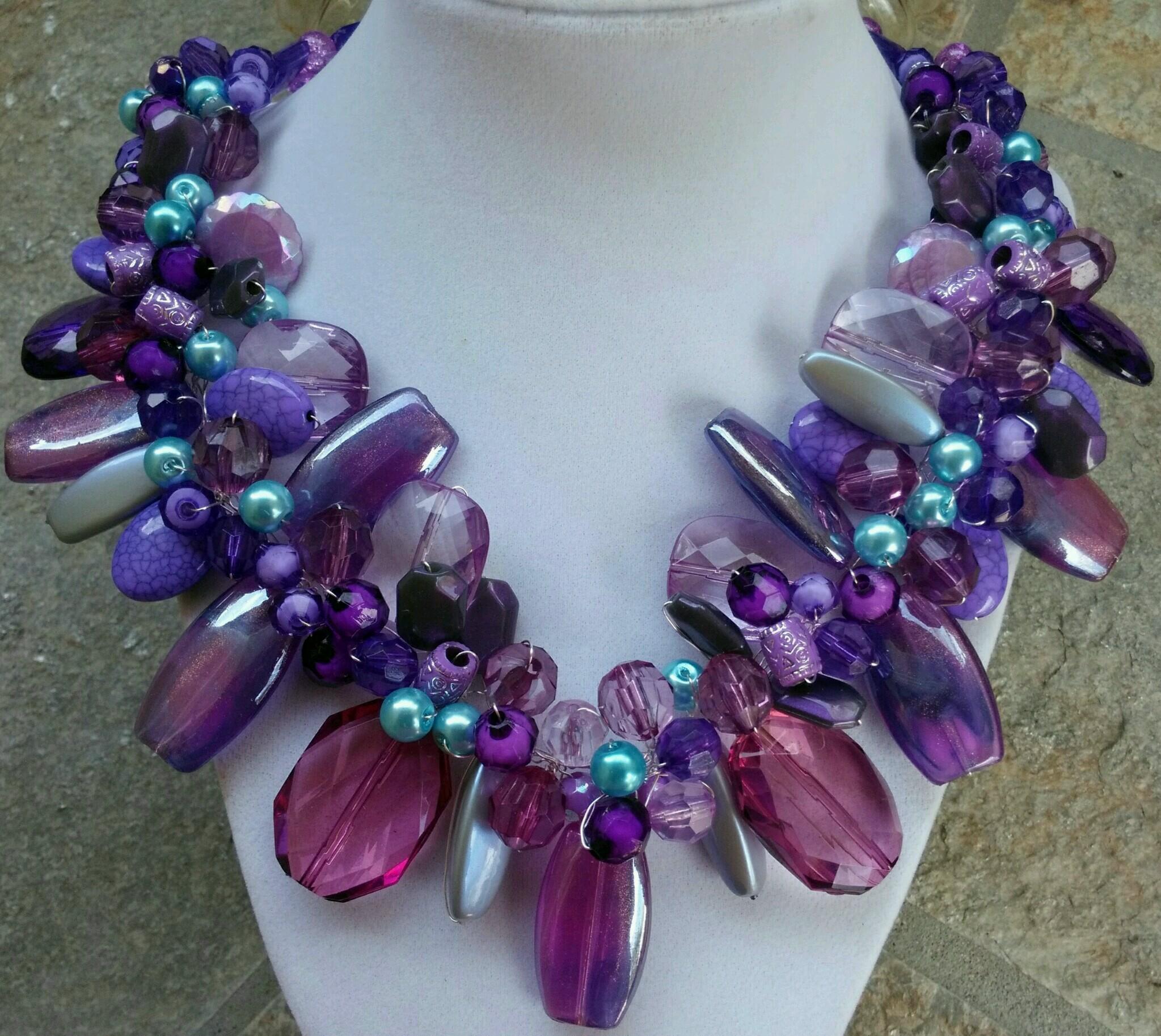 Purple Twisted Sister