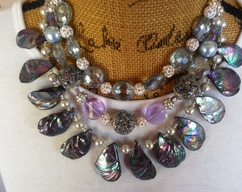 Iris Multi necklace