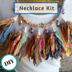 Sari Necklace Kit 7%2F24